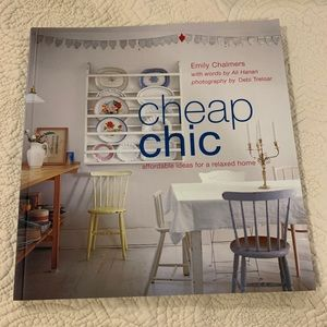 'Cheap Chic' Book Affordable Ideas for Home